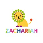 Zachariah Loves Lions