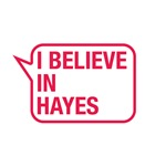 I Believe In Hayes
