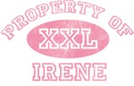 Property of Irene
