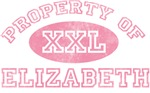 Property of Elizabeth