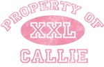 Property of Callie