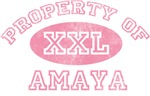 Property of Amaya
