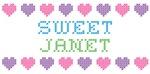 Sweet JANET