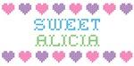 Sweet ALICIA