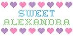 Sweet ALEXANDRA