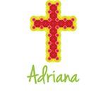 Adriana Bubble Cross