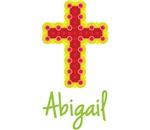 Abigail Bubble Cross
