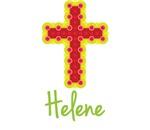 Helene Bubble Cross