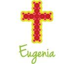 Eugenia Bubble Cross