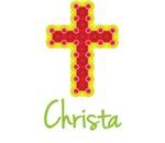 Christa Bubble Cross