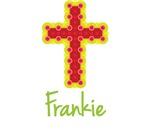 Frankie Bubble Cross