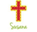 Susana Bubble Cross