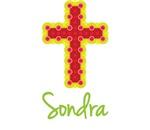 Sondra Bubble Cross