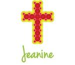 Jeanine Bubble Cross
