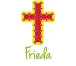 Frieda Bubble Cross