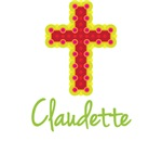 Claudette Bubble Cross