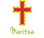 Maritza Bubble Cross