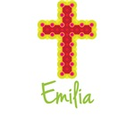 Emilia Bubble Cross
