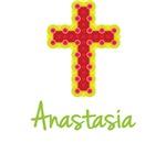 Anastasia Bubble Cross