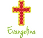 Evangelina Bubble Cross