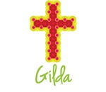 Gilda Bubble Cross