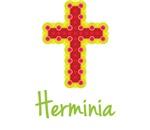 Herminia Bubble Cross