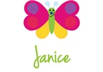 Janice The Butterfly