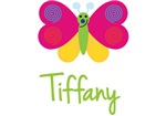 Tiffany The Butterfly
