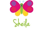 Sheila The Butterfly