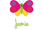 Jamie The Butterfly