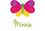 Minnie The Butterfly