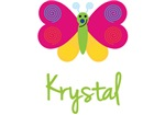 Krystal The Butterfly