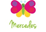 Mercedes The Butterfly