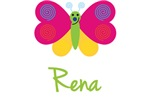 Rena The Butterfly