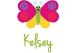 Kelsey The Butterfly