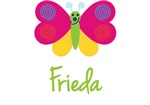 Frieda The Butterfly