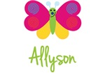 Allyson The Butterfly