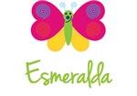 Esmeralda The Butterfly