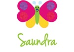 Saundra The Butterfly