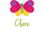 Clare The Butterfly