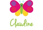 Claudine The Butterfly