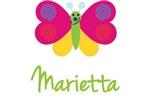 Marietta The Butterfly