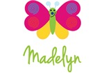 Madelyn The Butterfly