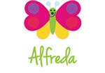 Alfreda The Butterfly