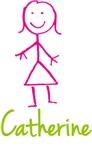 Catherine The Stick Girl