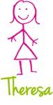 Theresa The Stick Girl