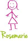 Rosemarie The Stick Girl