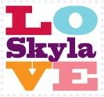 I Love Skyla
