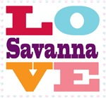 I Love Savanna