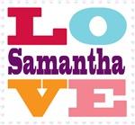 I Love Samantha